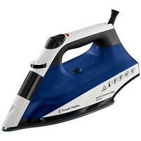 Russell Hobbs 22522 Auto Steam Pro-Ceramic Iron, Blue/White
