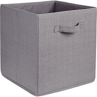 House by John Lewis Large Fabric Storage Box