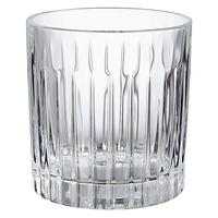 John Lewis & Partners Paloma Timeless Double Old Fashioned Crystal Glass Tumbler, Clear