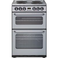 NEW WORLD ES550DOM Electric Cooker - Silver, Silver