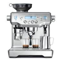 SAGE by Heston Blumenthal Oracle Bean to Cup Coffee Machine - Silver, Silver