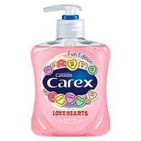 Carex Fun Edition Love Hearts Hand Wash 250ml