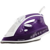 RUSSELL HOBBS Supremesteam 23060 Steam Iron - Purple, Purple