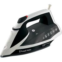 RUSSELL HOBBS Supremesteam 23052 Steam Iron - White & Black, White