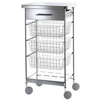 Hahn Afinity Steel Butcher's Trolley