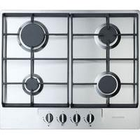 BAUMATIC BHG620SS Gas Hob - Stainless Steel, Stainless Steel