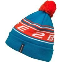 Dare2b Mens Psyche Out Knitted Bobble Hat Methyl Blue