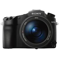 Sony Cyber-Shot DSC-RX10 III Bridge Camera, 4K Ultra HD, 20.1MP, 25x Optical Zoom, Wi-Fi, NFC, EVF,