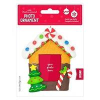 Shot2go Gingerbread House Ornament