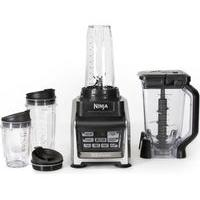 NINJA Nutri Ninja Duo BL642UK Blender - Black & Silver, Black