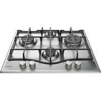HOTPOINT PCN 641 IX/H Gas Hob - Stainless Steel, Stainless Steel