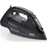 TEFAL Ultraglide Anit-Calc FV2660 Steam Iron - Black, Black
