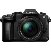 Panasonic Lumix DMC-G80M Compact System Camera with 12-60mm Lens, 4K Ultra HD, 16MP, Wi-Fi, OLED Liv