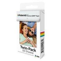 Polaroid Zink Zero Ink Photo Paper 2x3 Inches - Pack of 20