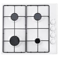ESSENTIALS CGHOBW16 Gas Hob - White, White