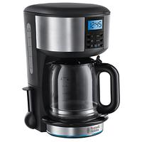 Russell Hobbs Buckingham Filter Coffee Maker, Brushed Stainless Steel