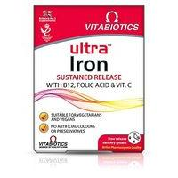 Vitabiotics Ultra Iron - 30 Tablets