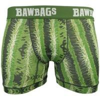 Bawbags  CDS Pricks  men's Underwear in green