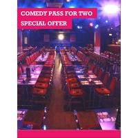 Buyagift Comedy pass for 2