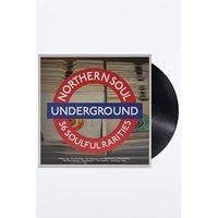 Northern Soul Underground: 36 Soulful Rarities Vinyl Record, Assorted