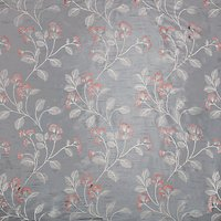 John Lewis & Partners Grace Floral Furnishing Fabric, Thistle
