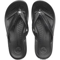 Crocs Adults Crocband Flip Flops Black