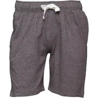 Kangaroo Poo Mens Grindle Fleece Shorts Grey