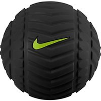 Nike Recovery Ball, Black/Volt