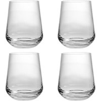 Design Project by John Lewis No.018 Tumbler, Set of 4, Clear, 400ml