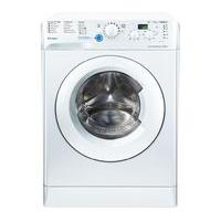 INDESIT Innex BWD 71453 W Washing Machine - White, White