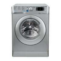 INDESIT Innex BWE 91484X S Washing Machine - Silver, Silver