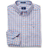 Easy Care Gingham Shirt - Shell Pink