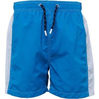 Kangaroo Poo Boys Side Panel Swim Shorts Turquoise