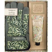 Morris & Co. Gardening Gloves and Hand Cream Gift Set