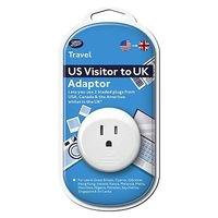 Boots USA Visitor to UK Adaptor