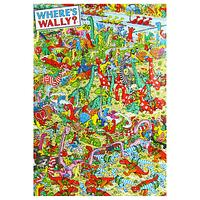 Woodmansterne Where's Wally Dinosaur Race Greeting Card
