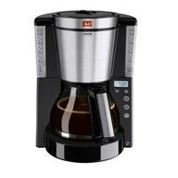 MELITTA Look IV Timer Filter Coffee Machine - Black, Black