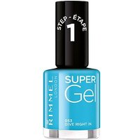 Rimmel Super Gel Nail Polish 45