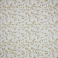 John Lewis & Partners Olives PVC Tablecloth Fabric, Putty