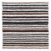 John Lewis & Partners Multi Stripe Shower Mat