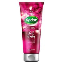 Radox Feel Lively Shower Gel 200ml