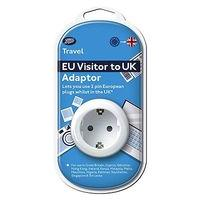 Boots European Visitor to UK Adaptor