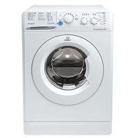 Indesit BWSC61252WUK Innex Freestanding Washing Machine, 6kg Load, A++ Energy Rating, 1200rpm Spin,