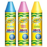 CRAYOLA Foam Bath soap 200ml