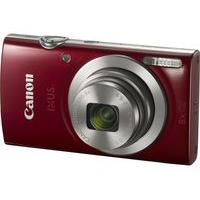 CANON IXUS 185 Compact Camera - Red, Red