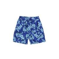 Hawaiian Print Swim Shorts - multi