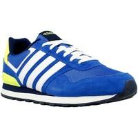 adidas  10K 293  men's Shoes (Trainers) in White