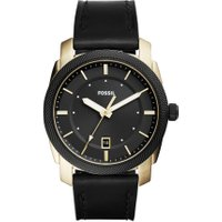 Fossil FS5263 mens strap watch, Black