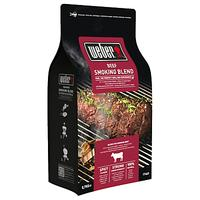 Weber Beef Smoking BBQ Wood Chips, 0.7kg