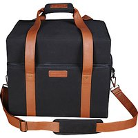 everdure by heston blumenthal CUBE Portable Charcoal BBQ Carry Bag, Black